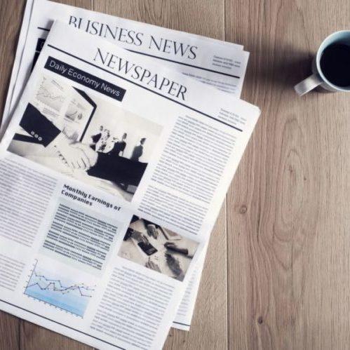 Newspaper image web